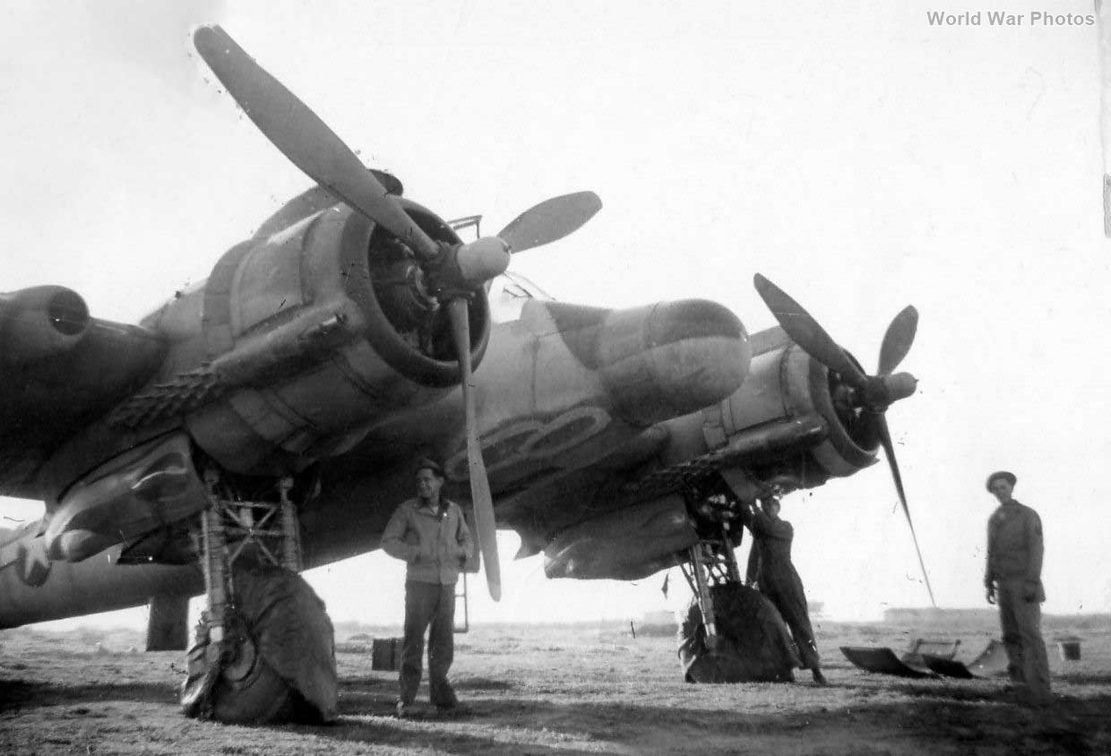 Beaufighter Italy