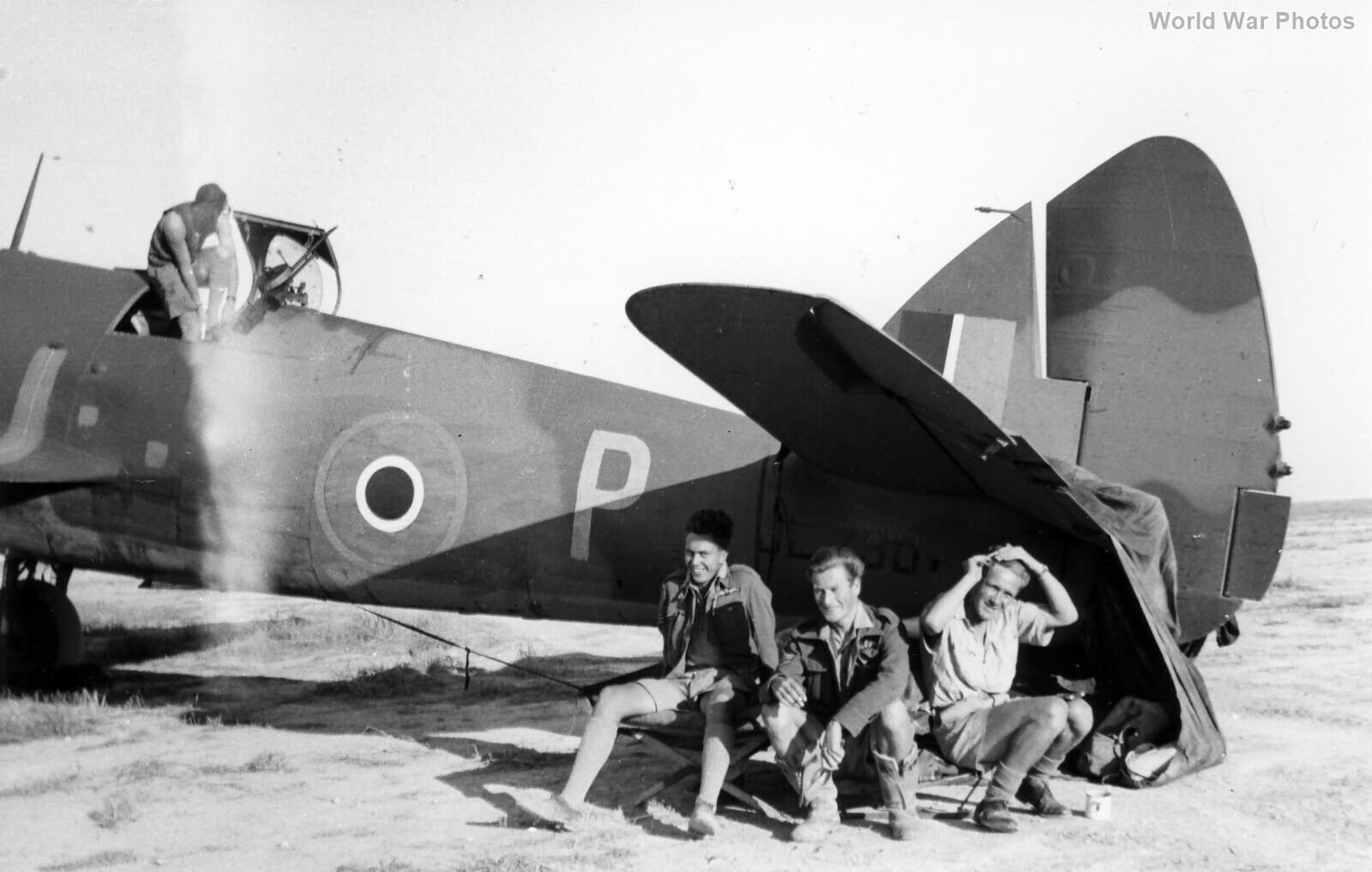 Beaufighter VIc JL730 Sidi Magrum