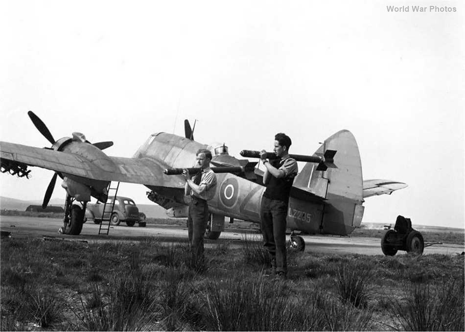 Bristol Beaufighter LZ