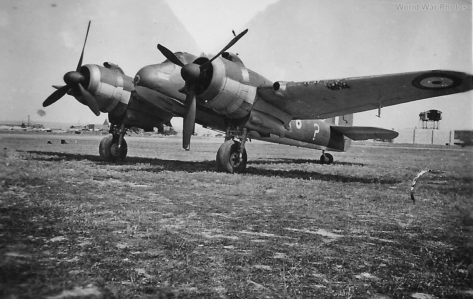Beaufighter Luqa airfield Malta