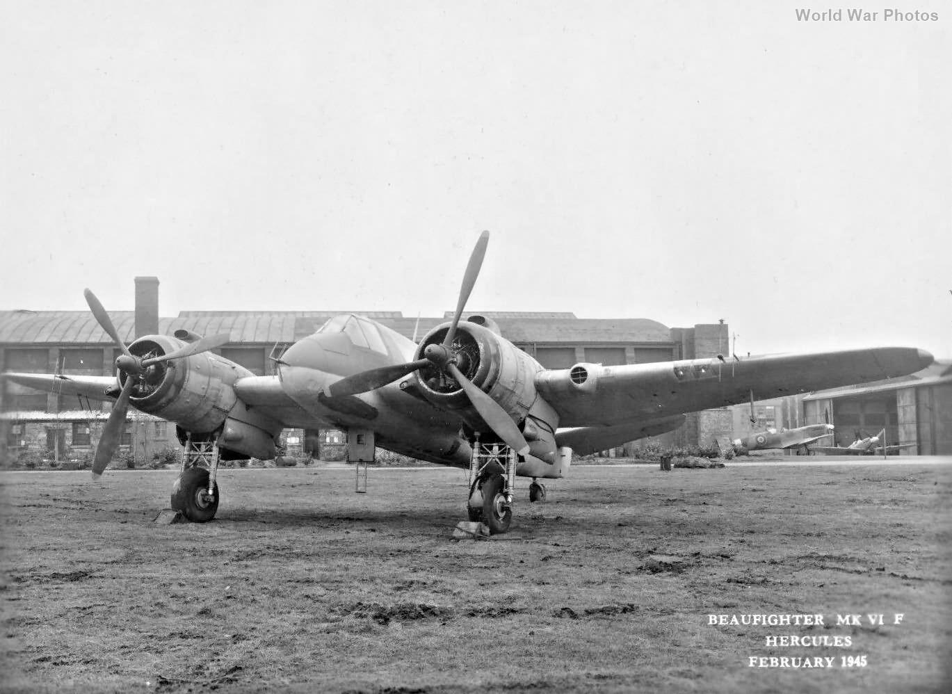 Beaufighter Mk VIF