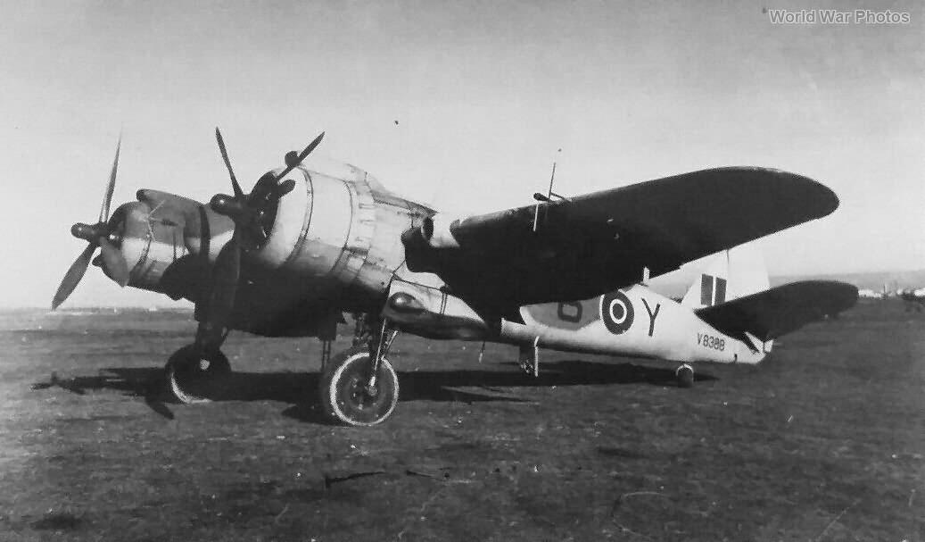 Bristol Beaufighter Mk VIF