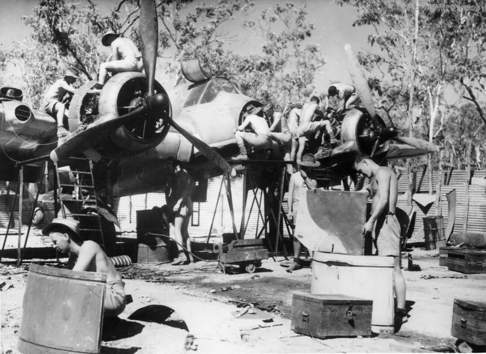 Bristol Beaufighter RAAF