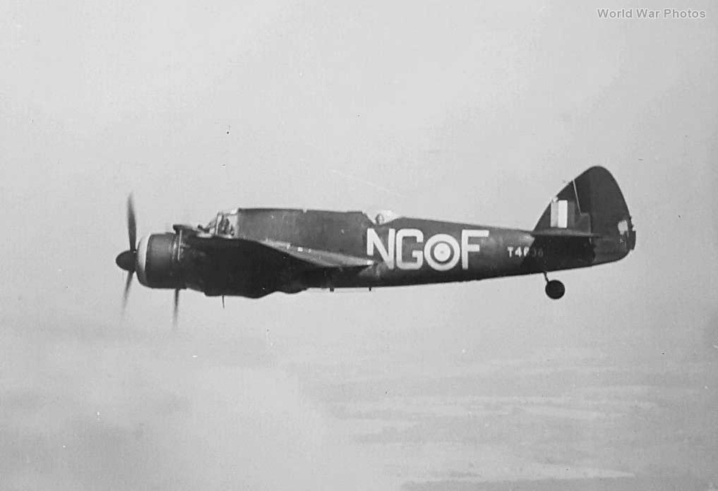 Beaufighter T4636
