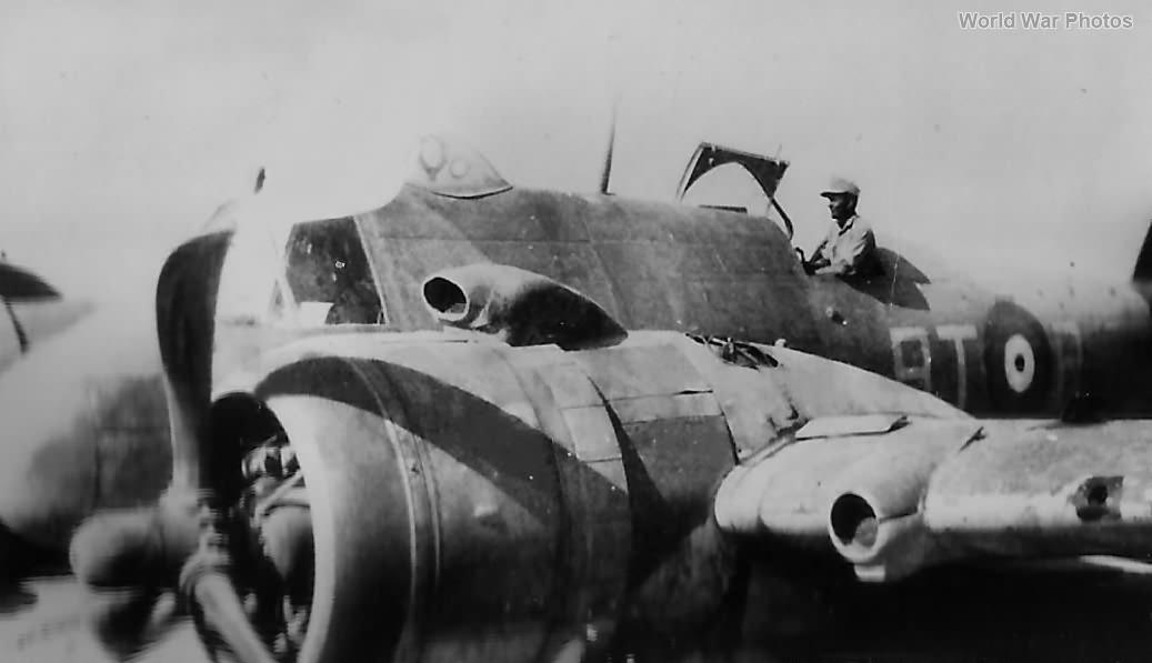 Bristol Beaufighter T4828 Idku