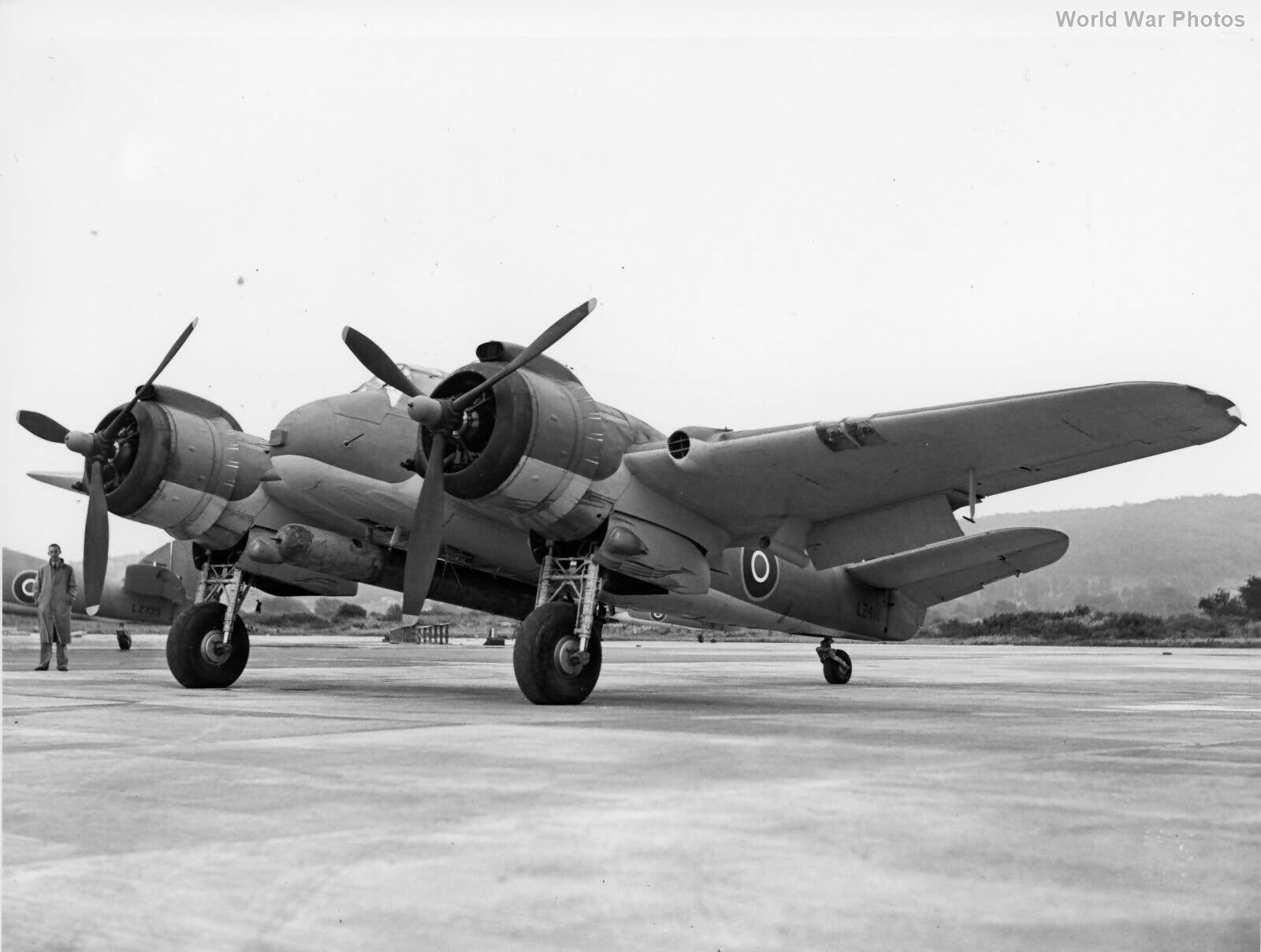 Bristol Beaufighter TFX LZ414