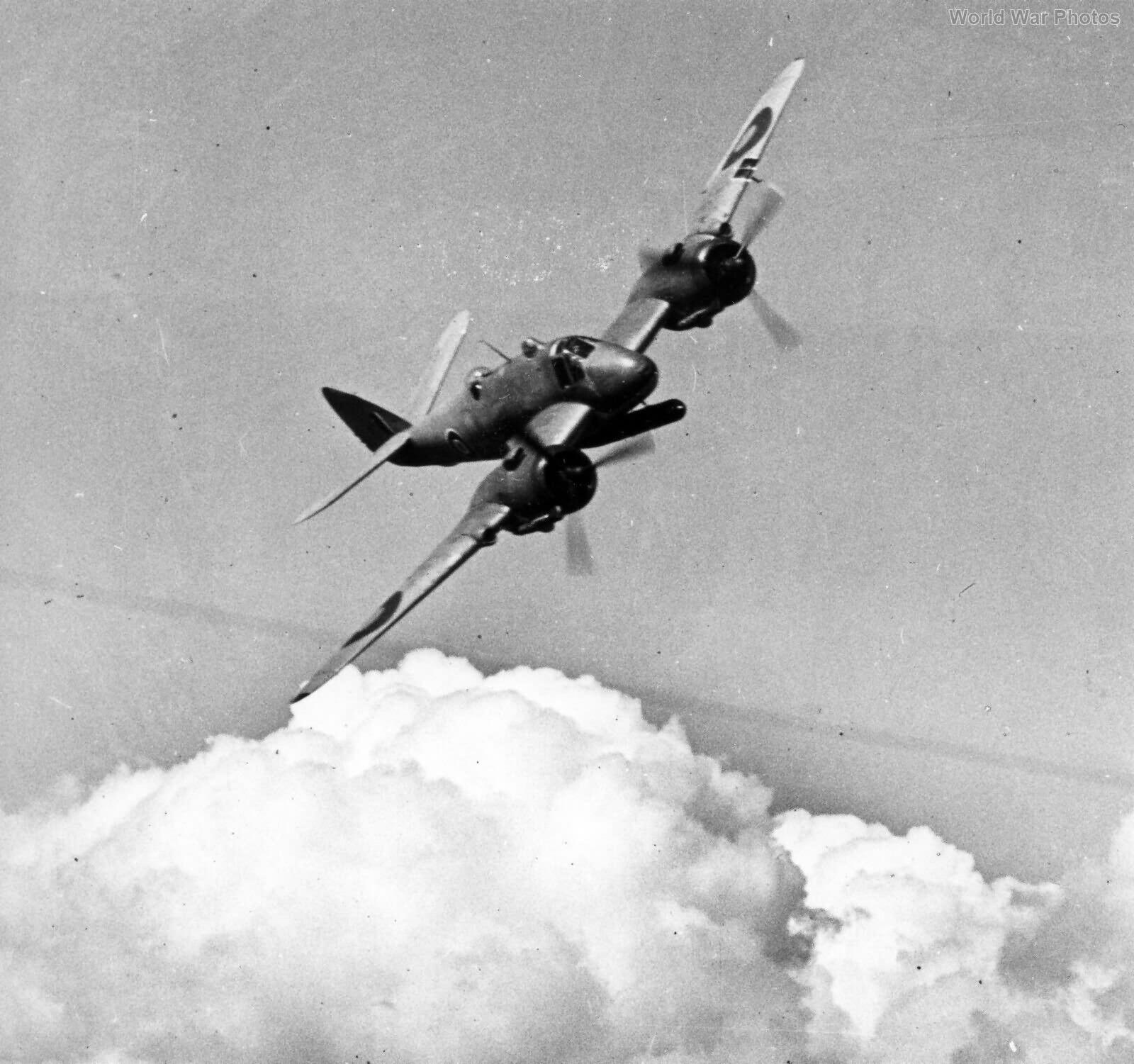 Bristol Beaufighter TFX