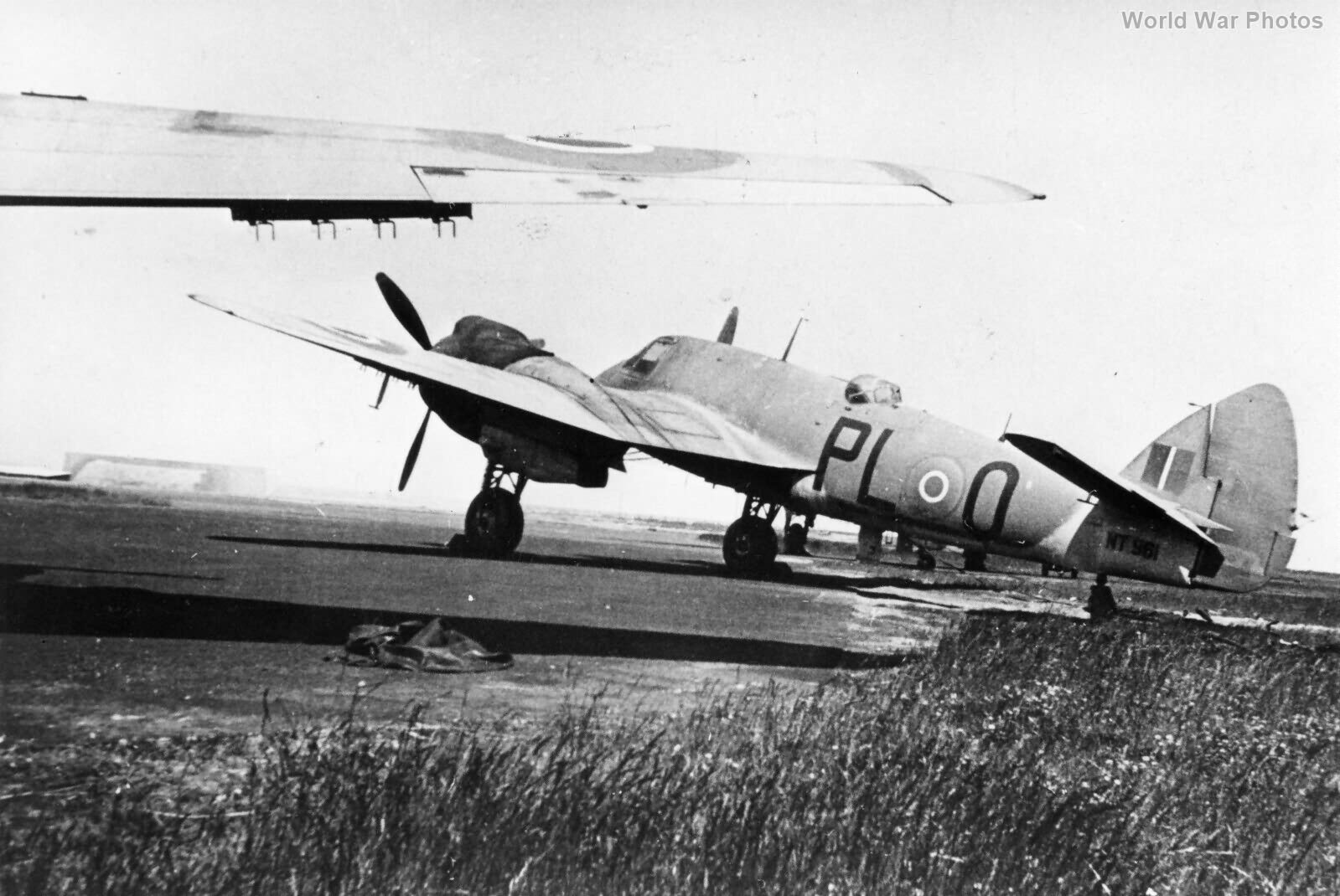 Beaufighter TFX NT961 Dallachy