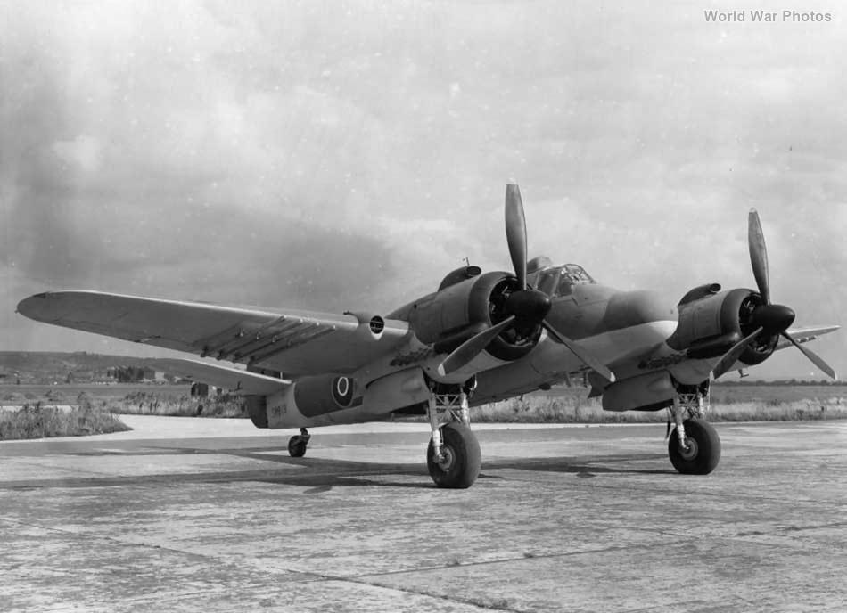 Bristol Beaufighter TFX SR919