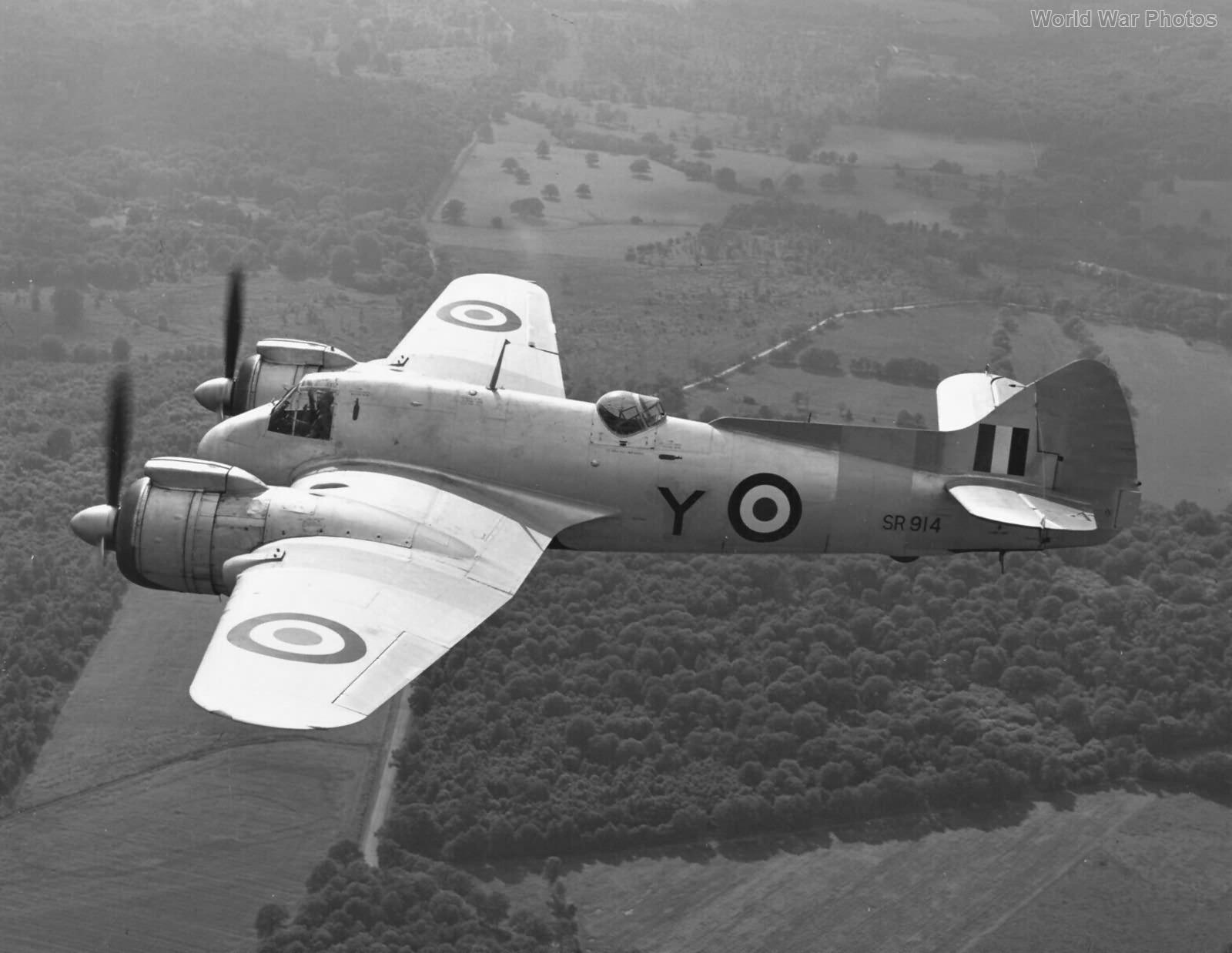 Beaufighter TT10 1956