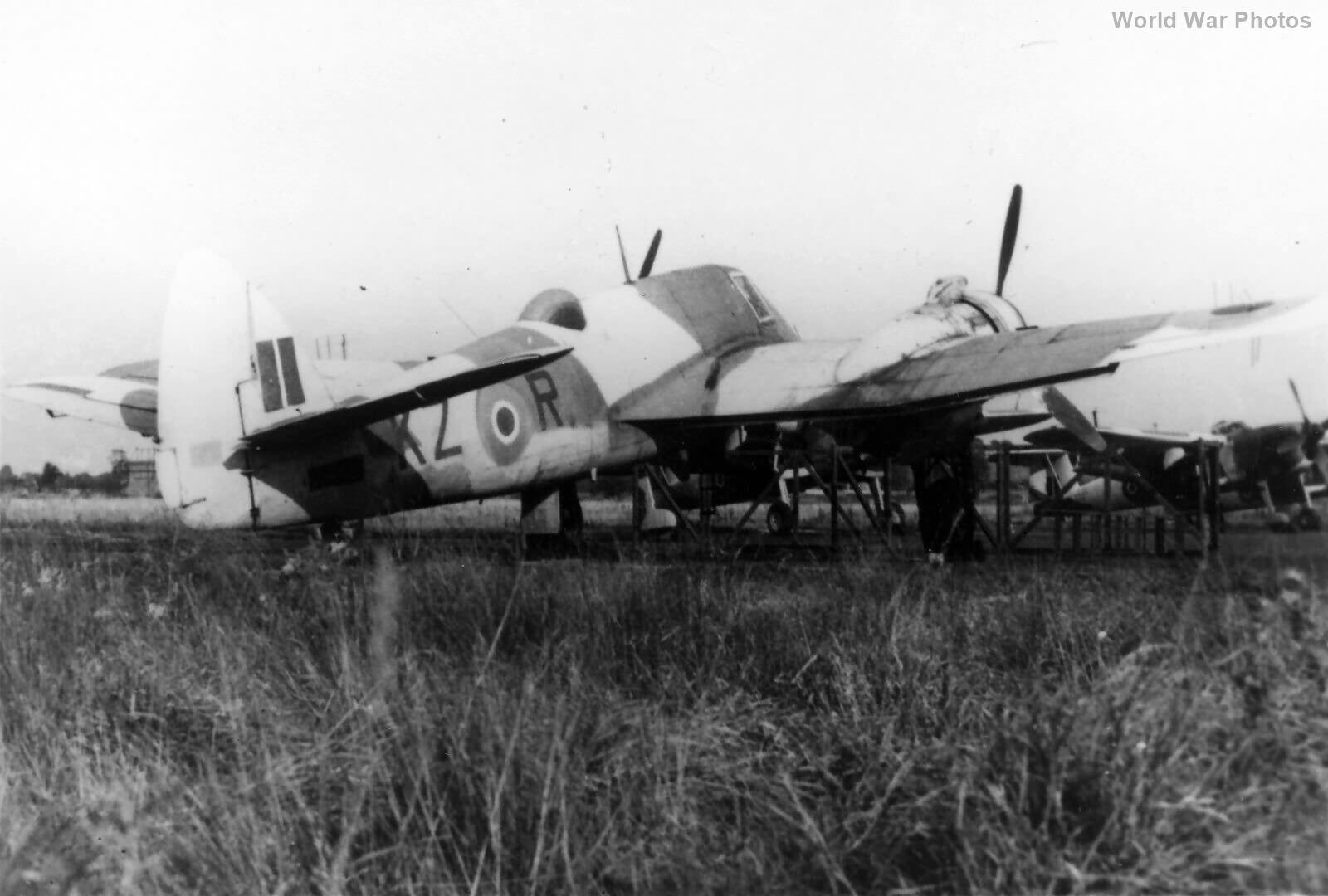 Bristol Beaufighter VIF 287 Sqn