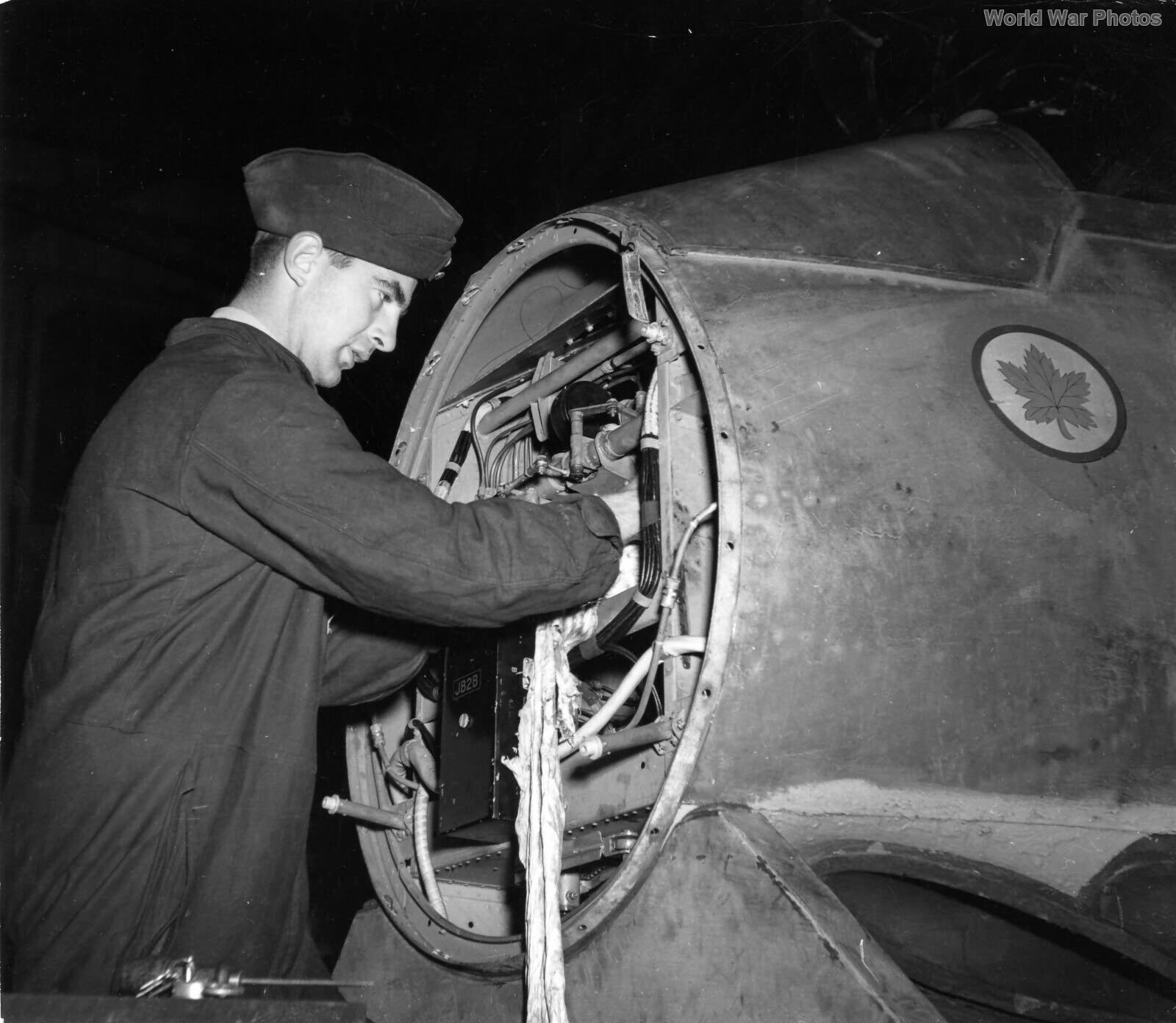 Bristol Beaufighter Mk.VIF 406 RCAF
