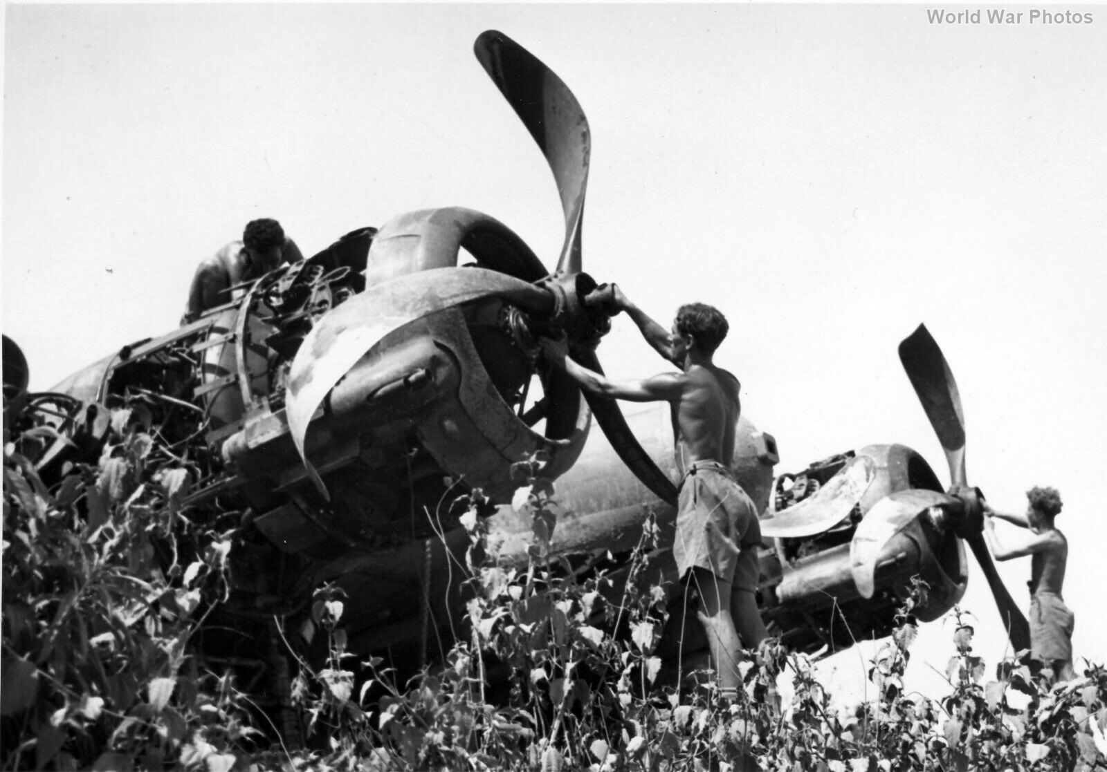 Bristol Beaufighter VIF Burma