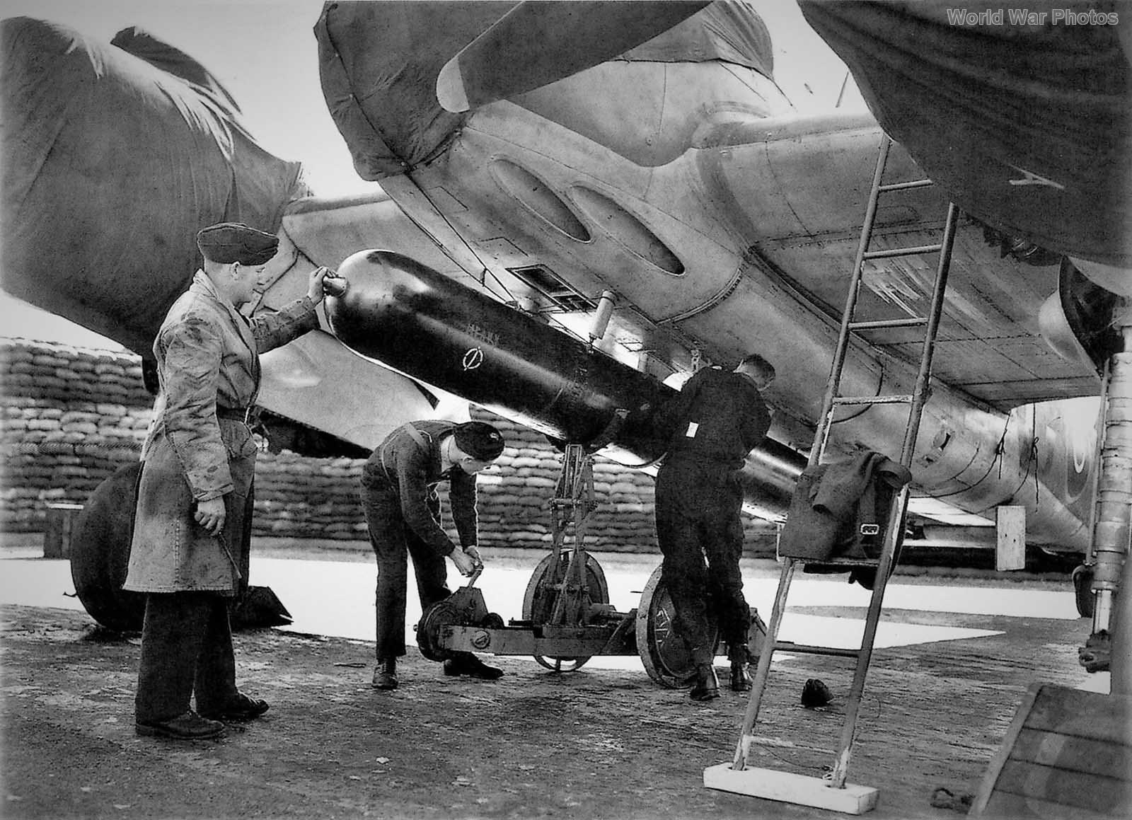 Bristol Beaufighter VI 254 Sqn