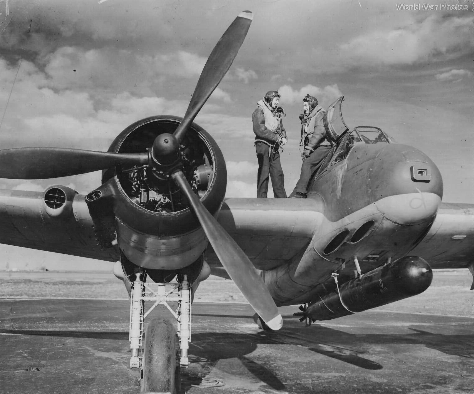Beaufighter VI JL832