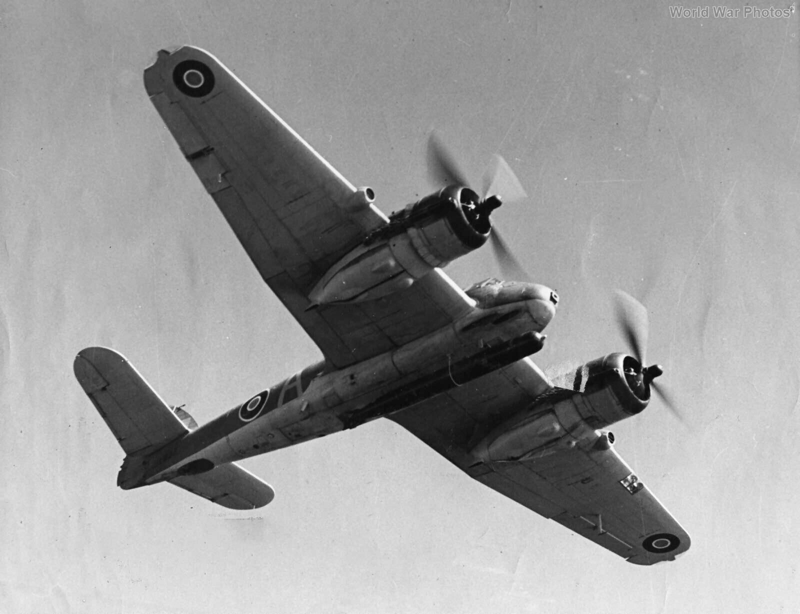 Bristol Beaufighter VI JL832 144