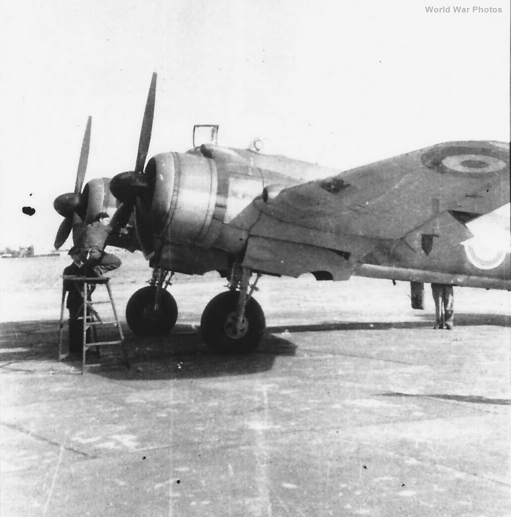 Bristol Beaufighter Vichy