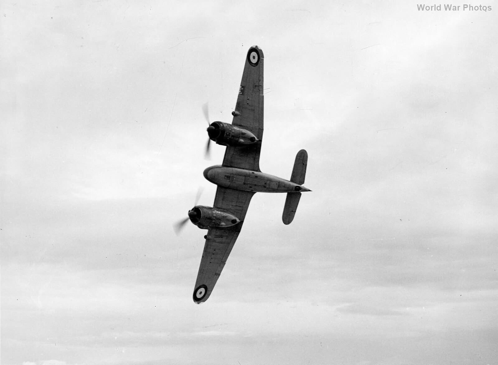 Beaufighter X7543 Mk VI prototype 2