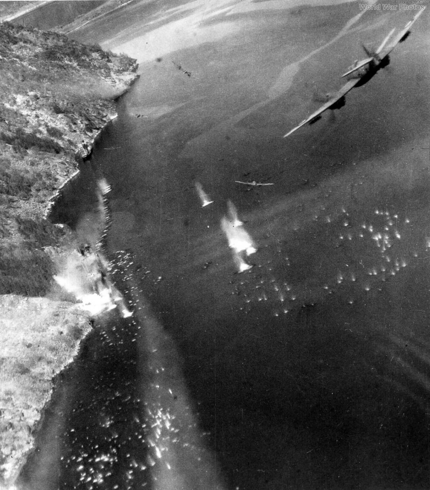 Beaufighters strike Norway