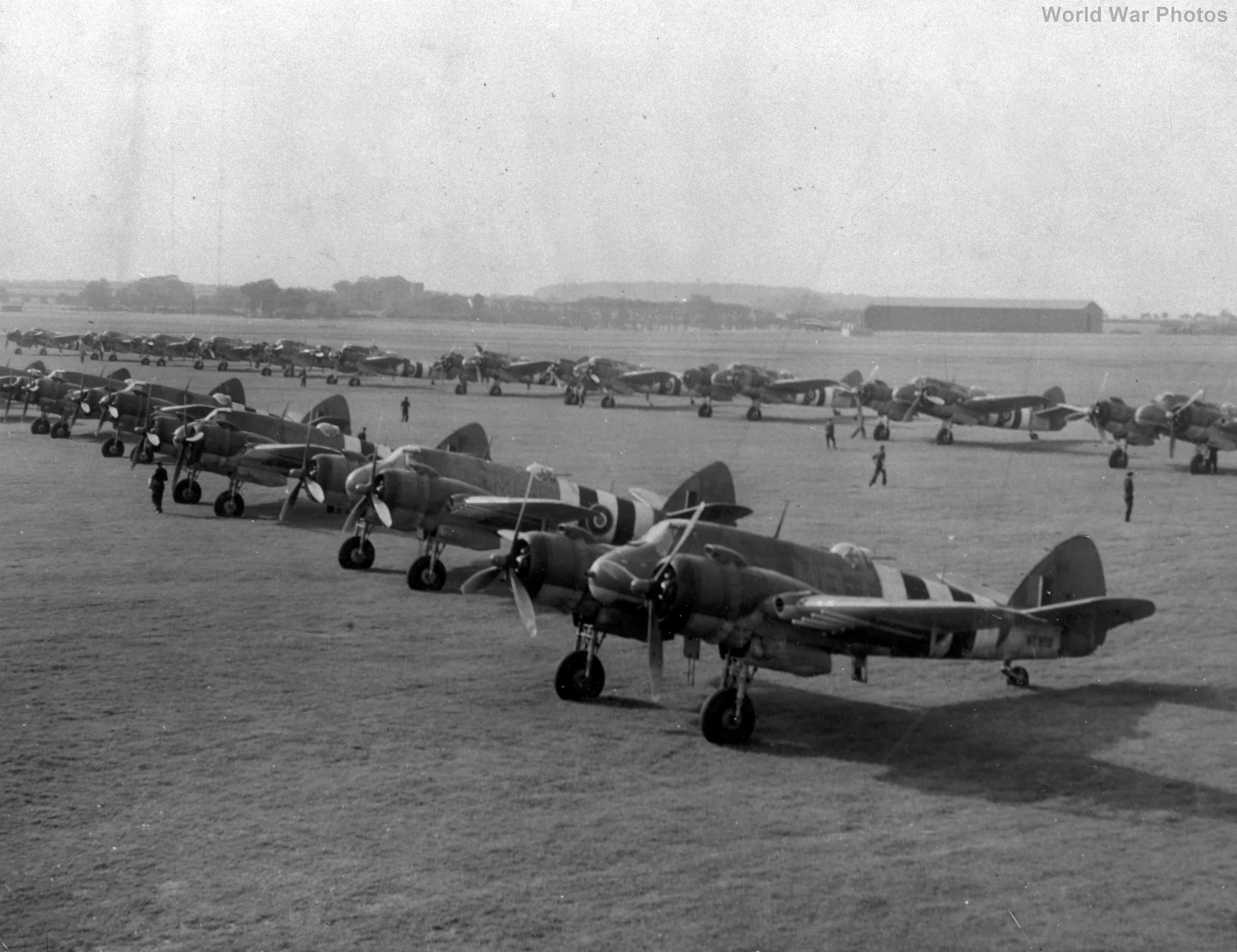 Beaufighters 1944