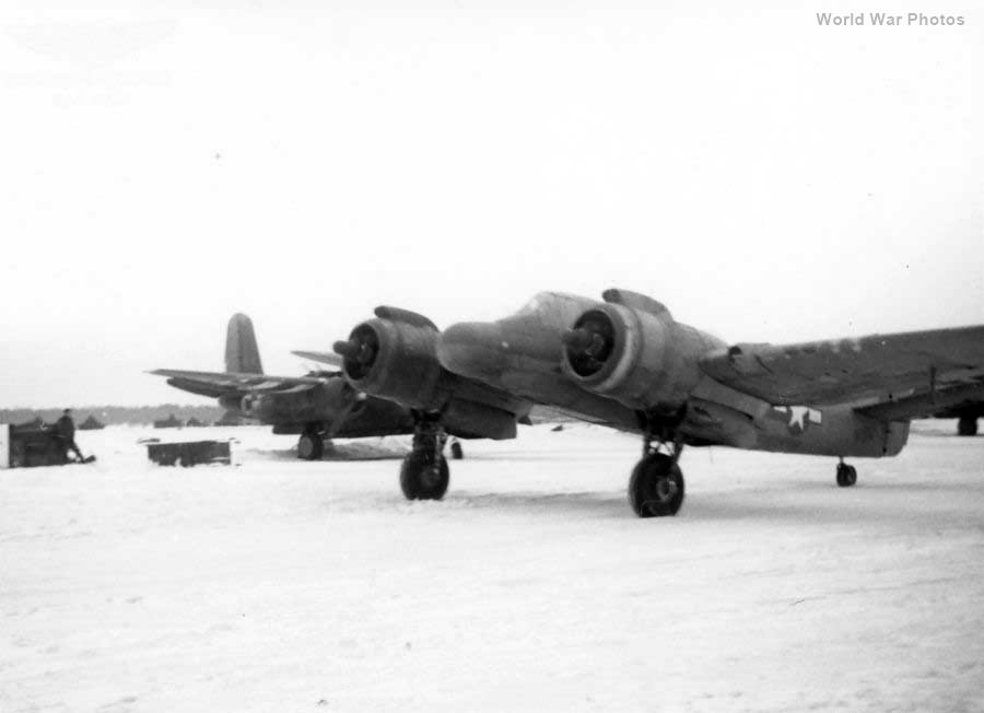 American Beaufighter VI