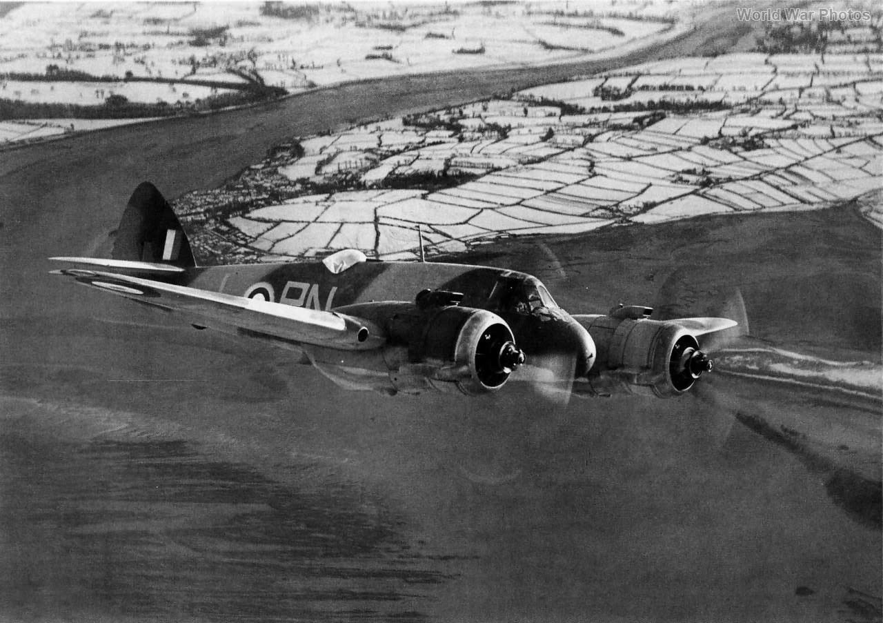 Bristol Beaufighter 252