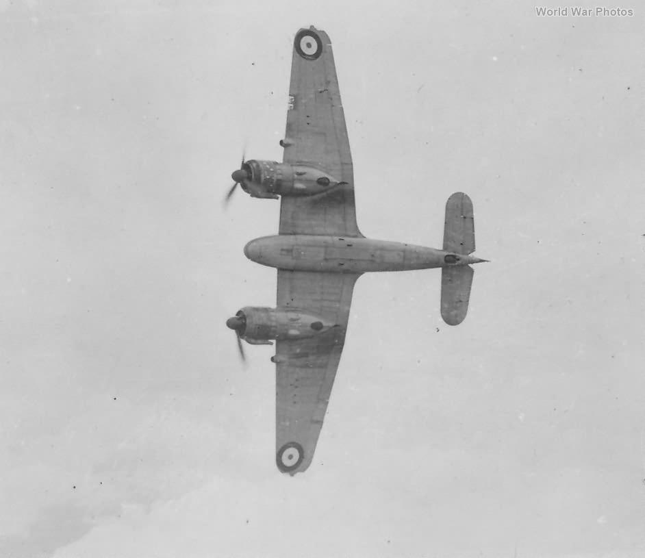 Bristol Beaufighter I