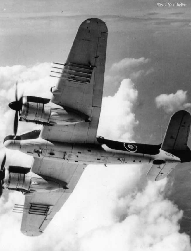 Bristol Beaufighter X