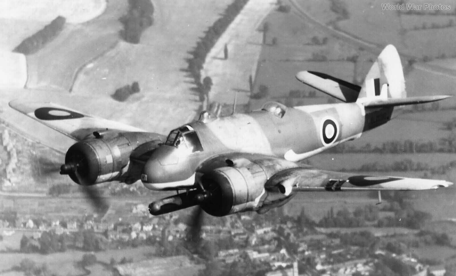 Bristol Beaufighter Mk X
