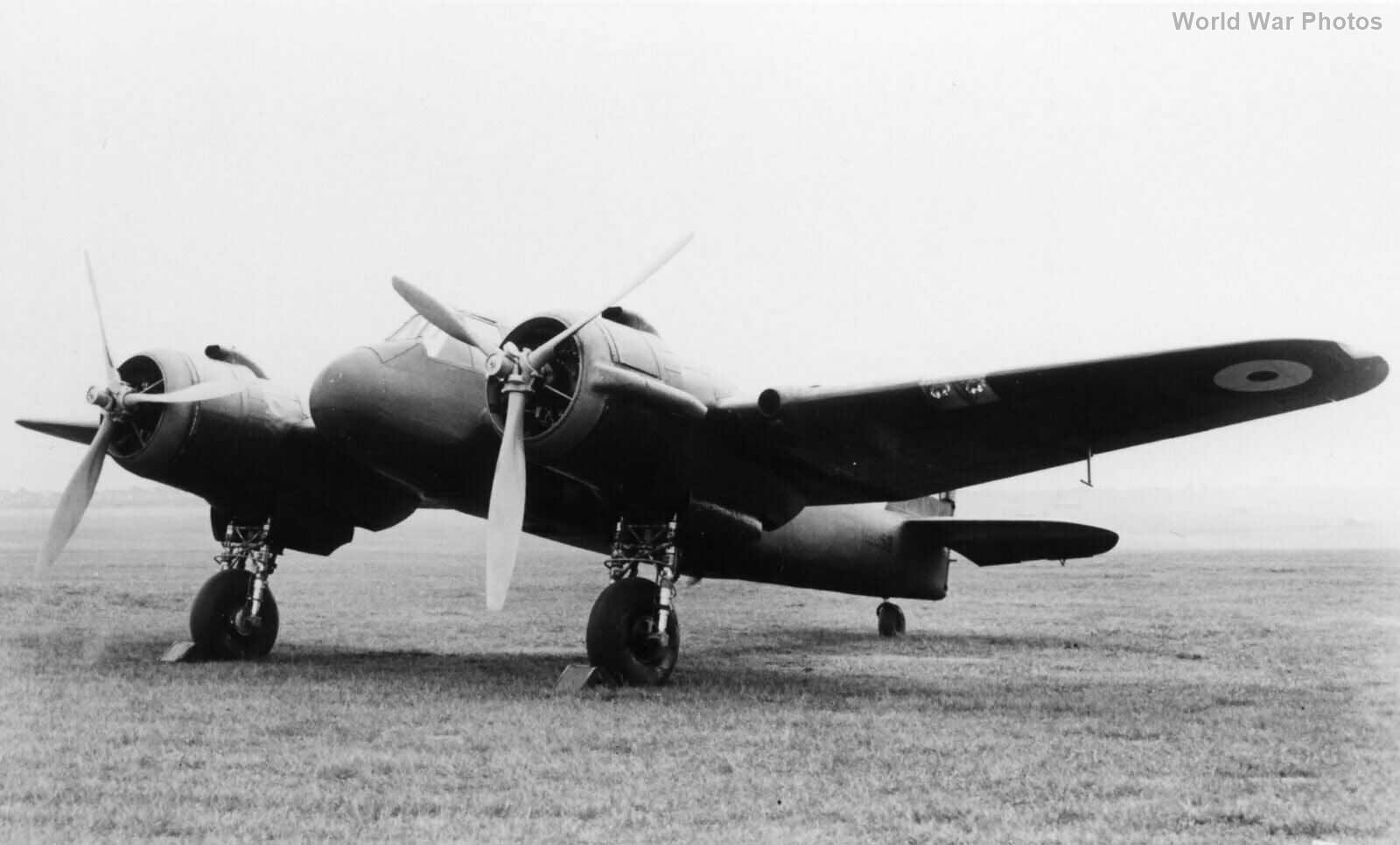 Bristol Beaufighter Mk.I