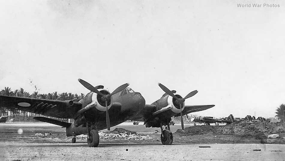 Bristol Beaufighter Mk 21