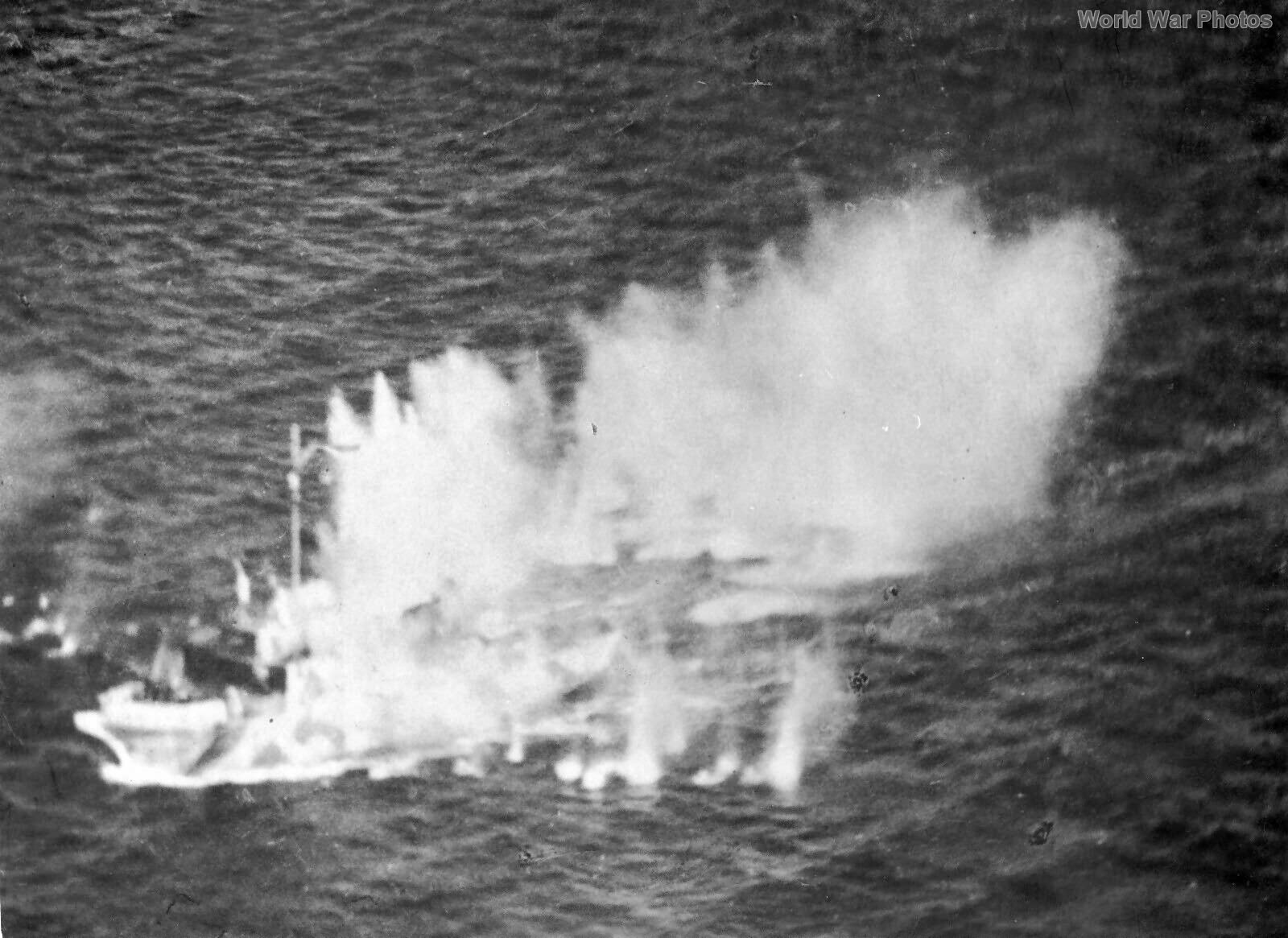 attack in the Aegean