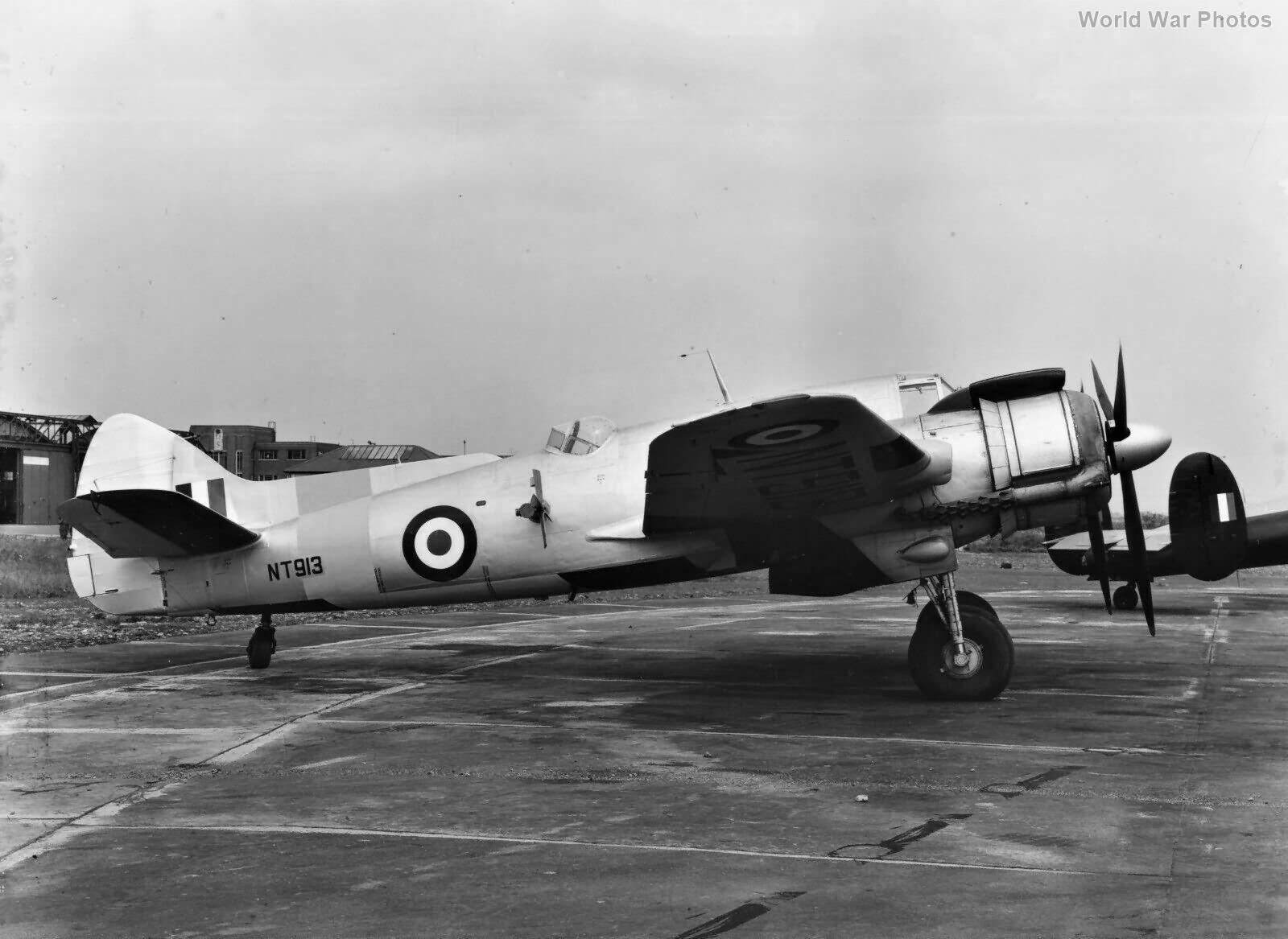 Bristol Beaufighter TT Mk X
