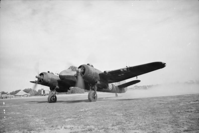 Bristol Beaufighter Mk VIF V8380
