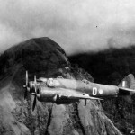 Australian Beaufighter Mk IC A19-15 of the No. 30 Squadron RAAF 1943