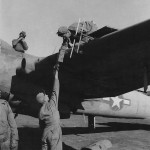 Beaufighter of the 416th Night Fighter Squadron Grottaglie Italy 17 November 1943