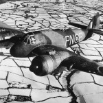 Beaufighter Mk IF PN-B R2158 of No. 252 Squadron RAF 1942