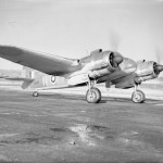 Beaufighter Mk IF R2153 code PN-W of No 252 Squadron RAF