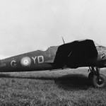 Bristol Beaufighter Mk IIF of No. 255 Sqn RAF YD-G September 1941
