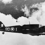 Beaufighter Mk VIF X8023 code BQ-I of No. 600 Squadron RAF