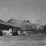 Beaufighter Mk VI No 252 squadron RAF Libya 1943