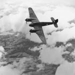 Bristol Beaufighter Mk I in flight