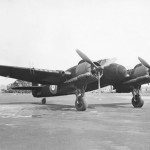 Bristol Beaufighter Mk IF V8322 with A.I. Mk IV radar