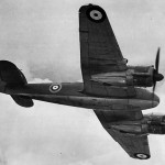 Bristol Beaufighter Mk IF X7643 1941