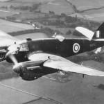 Night fighter Bristol Beaufighter Mk IIF R2270