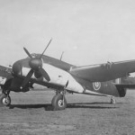 Bristol Beaufighter Mk IV T3177 with Rolls Royce Griffon engines