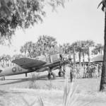 Bristol Beaufighter Mk VIF X7898 code 'G' of No. 89 Squadron RAF Detachment at Sadaung Burma