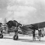 Bristol Beaufighter Mk VI C with rockets