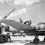 Bristol Beaufighter Mk XI JL899 code 'Z' of No. 227 Squadron RAF Cyprus 1943