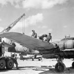 Bristol Beaufighter Mk XI JL899 code 'Z' of No. 227 Squadron RAF Cyprus 1943